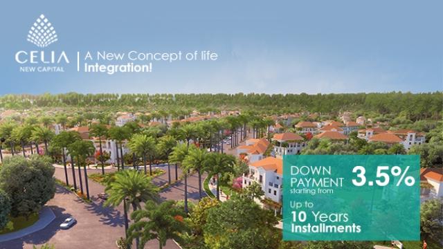 تمتع بالسكن العصري في  سيليا بمفهوم جديد للحياة المتكاملة!