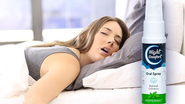 دكتور أردني: تخلص من مشكلة الشخير أثناء النوم مع هذا البخاخ الطبيعي